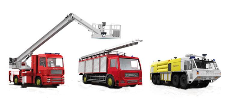 Kamerasysteme Einsatzfahrzeuge